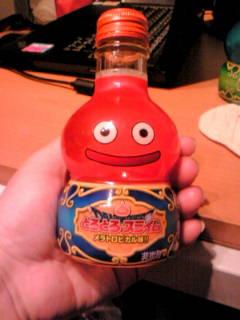 とろとろスライムメラトロピカル味!!