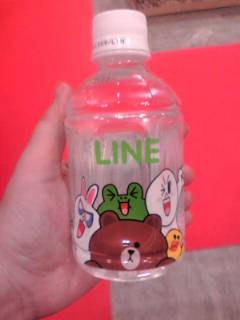 ラインの水