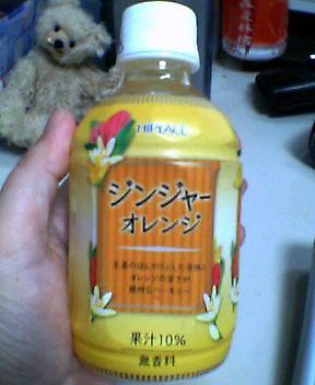 ジンジャーオレンジ